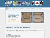 leathercareandrepair.co.uk