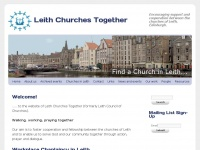 leithchurchestogether.org.uk
