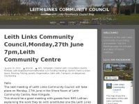 Leithlinkscc.org.uk