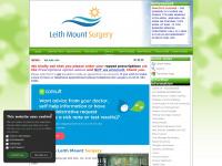 Leithmountsurgery.co.uk