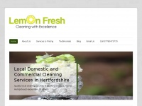 Lemon-fresh.co.uk
