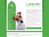 lesterpetcare.co.uk