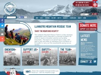 llanberismountainrescue.co.uk