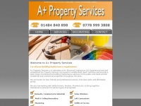 aplus-propertyservices.co.uk