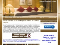 london-hotels-special-deals.co.uk