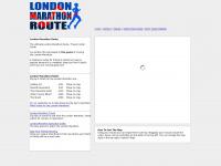londonmarathonroute.co.uk