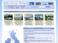 idealcaravanholidays.co.uk
