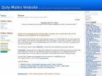 2july-maths.co.uk