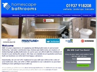 homescapebathrooms.co.uk
