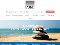 Puretreatmentrooms.co.uk