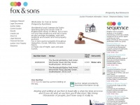 foxandsonsauctions.co.uk