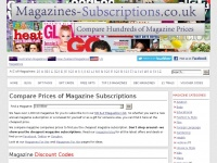 magazines-subscriptions.co.uk