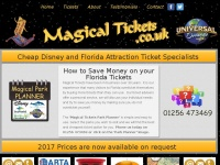 magicaltickets.co.uk