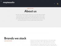 mapleaudio.co.uk