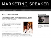marketingspeaker.co.uk