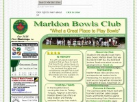 marldonbowlsclub.co.uk