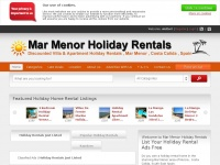 marmenorholidayrentals.co.uk