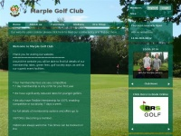 marplegolfclub.co.uk