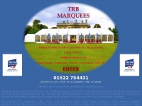 marquee-hire-lincolnshire.co.uk