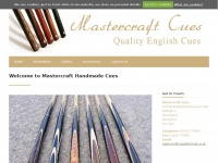 mastercraft-cues.co.uk