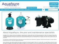 aquafayre.co.uk