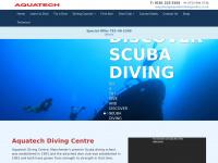 aquatechdivingcentre.co.uk