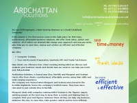 ardchattansolutions.co.uk