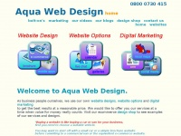 aquawebdesign.co.uk