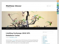 matthewglover.co.uk
