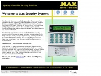 maxsecuritysystems.co.uk