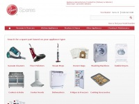 hooverspares.co.uk