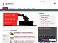 chesterfield.gov.uk