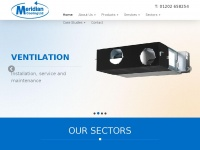 meridiancooling.co.uk