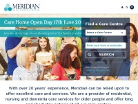 meridiancare.co.uk
