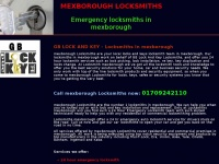 mexboroughlocksmiths.co.uk