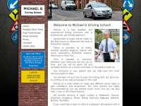 michaelgdrivingschool.co.uk