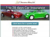 insuranceshortterm.co.uk