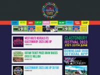 glastonburyfestivals.co.uk