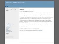 archerycoachingcymru.co.uk