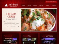 michaelsindianrestaurant.co.uk