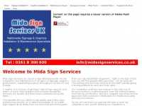 Midasignservices.co.uk