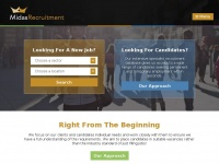 Midasrecruitment.co.uk