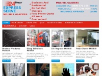 millhillglaziers.co.uk