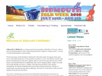 sidmouthfolkweek.co.uk