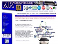 mkdrivertraining.co.uk