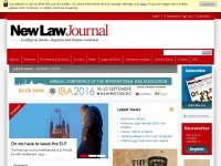 newlawjournal.co.uk