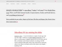 shadycharacters.co.uk