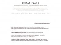 masterguitarplans.com