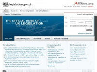 legislation.gov.uk