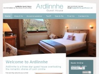 ardlinnhe-guesthouse.co.uk